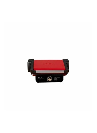 Tefal Chef Comfort Kırmızı 1800 W Tost Makinesi Kırmızı